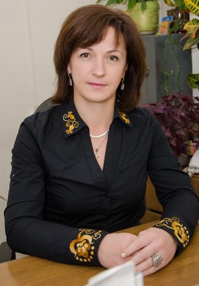 Зозуляк Галина Петрівна